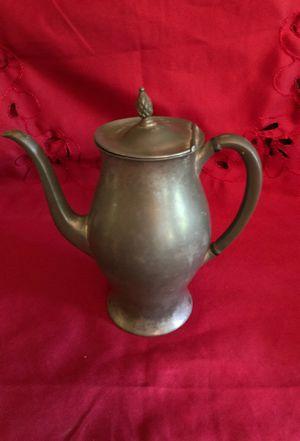 Pewter Antique Coffee Pot for Sale in Oak Ridge, NC
