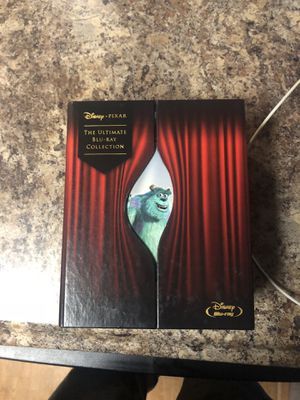 Disney Ultimate blue ray collection for Sale in Midlothian, VA