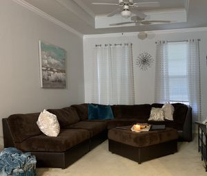 Sectional Couch/ best offer* for Sale in Tampa, FL