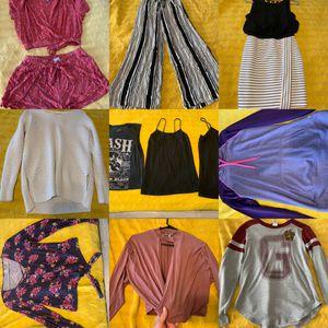 Clothing bundle. *Floral dress sold. for Sale in Palm Bay, FL