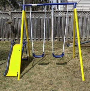New!! Playground, kids play set, outdoor swing set for Sale in Phoenix, AZ