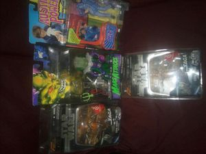Assorted Action Figures, Star Wars, etc. for Sale in Philadelphia, PA