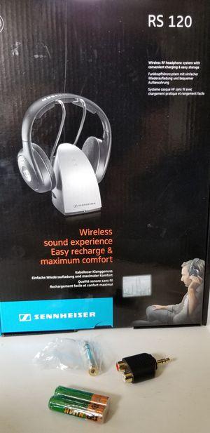 Sennheiser RS 120 Wireless Headphones for Sale in Columbia Falls, MT