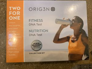 Orig3n DNA health bundle for Sale in Everett, WA