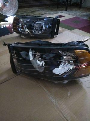 Dodge Ram (new) headlights for Sale in Fresno, CA