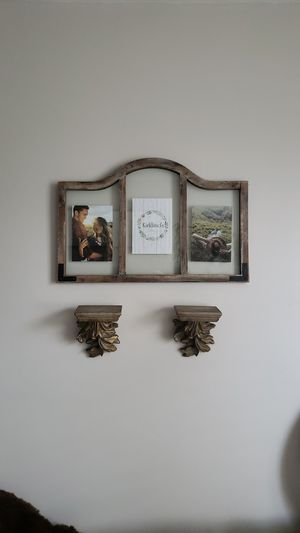 2 Mini Wall Shelves for Sale in Baltimore, MD