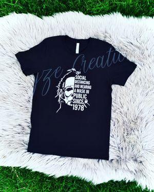 Custom Jason Shirt for Sale in Lake Elsinore, CA