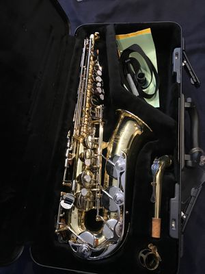Yamaha Advantage YAS 200 AD beginner saxophone used for Sale in Essex, MD