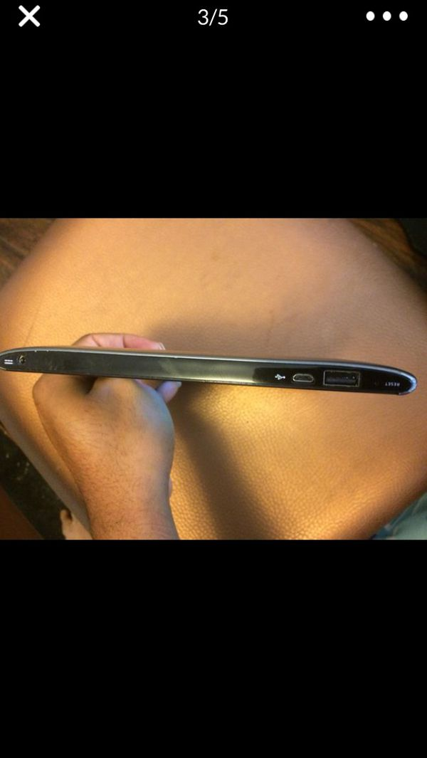 Iconia Acer Tablet