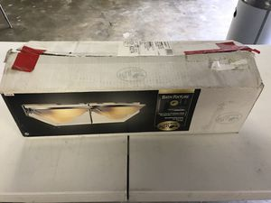 Bath light fixture for Sale in Lodi, CA