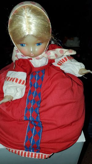 Vintage pin doll 1960's for Sale in Newark, NJ