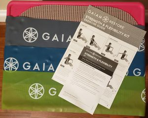 Gaiam Restore Strength and Flexibility for Sale in Andover, MA