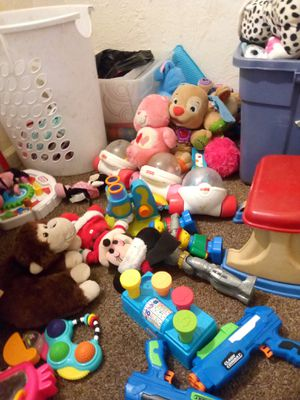 New updated pics of toys available (just taken) for Sale in Fresno, CA