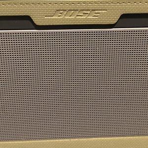 Bose SoundLink III: Black/Silver Model- Includes Green Case for Sale in Broussard, LA
