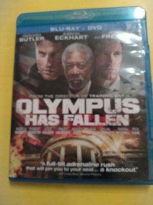 Olympus Has Fallen DVD Blueray Movie for Sale in Chicago, IL