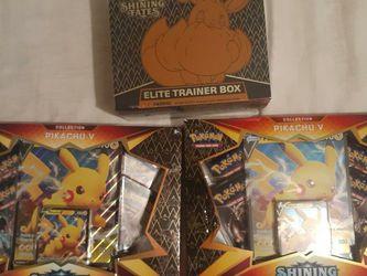 Pokemon Box for Sale in Diamond Bar,  CA