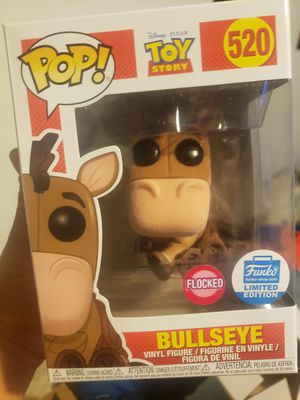 Bullseye and Rafiki flocked duo for Sale in Oregon City, OR