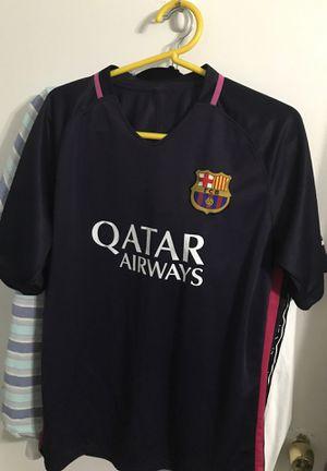 barcelona jersey for Sale in Morton Grove, IL