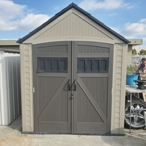 7 × 7 Rubbermaid Storage Shed for Sale in Cypress, CA