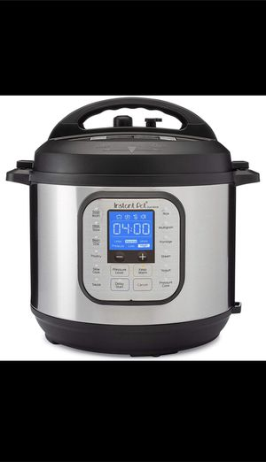 INSTANT POT 6QT for Sale in Bakersfield, CA