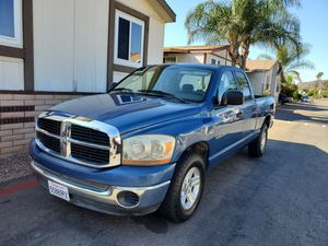 Dodge ram 1500 5.7 2006 trade for camper trailer for Sale in El Cajon, CA