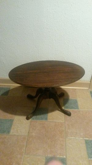 Beautiful solid cherry wood coffee table for Sale in Silver Spring, MD
