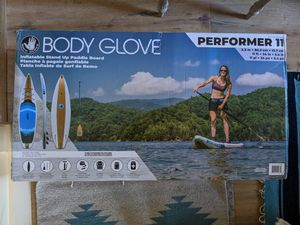 NIB Body Glove inflatable stand up paddle board for Sale in Mountain View, CA