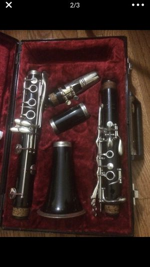Buffet Crampon Clarinet for Sale in Branford, CT