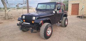 1988 Jeep Wrangler for Sale in Tucson, AZ