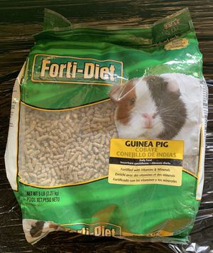 Guinea pig food for Sale in Philippi, WV
