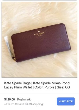 Kate Spade Wallet for Sale in Waterford, CA