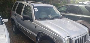 2004 Jeep Liberty parts car for Sale in Tampa, FL