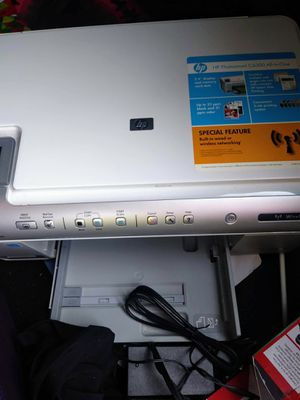 HP photosmart all in one printer for Sale in Evansville, IN