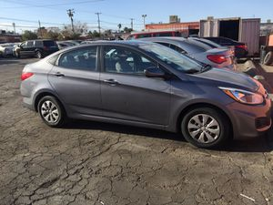 2015 Hyundai accent $500 down delivers for Sale in Las Vegas, NV