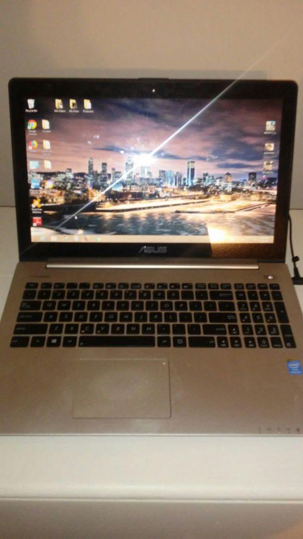 Toushscreen Laptop