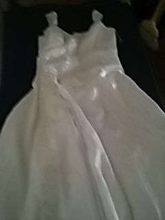 Wedding dress by maggie sottero size 20 for Sale in Columbus, OH