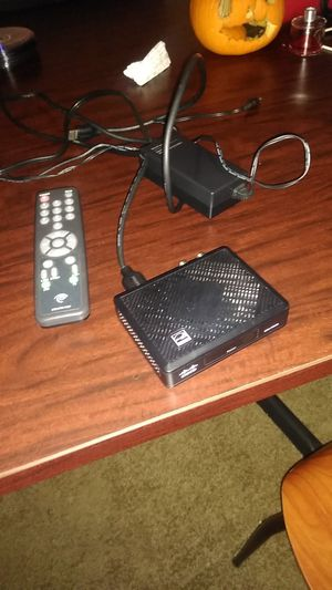 Cisco cable box for Sale in Waco, TX