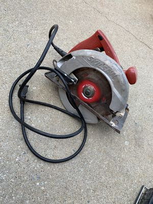 Skilsaw Circular Saw - Works Great for Sale in Winder, GA