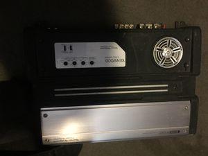 Kenwood amplifier for Sale in Dallas, TX