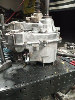 Np 231 transfer case for Sale in Sun City, AZ