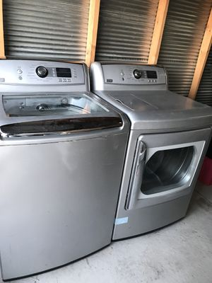 Washer and dryer for Sale in Benton, KS