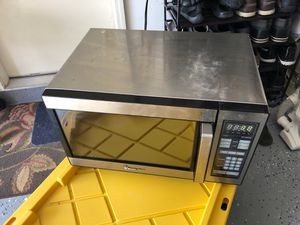 Stainless steel microwave for Sale in West Springfield, VA