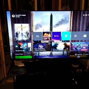 Tcl 55 inches 4k Dolby vision 5 series. Lost Feet So I'm Dropping Price To $150.00 for Sale in Columbus, OH