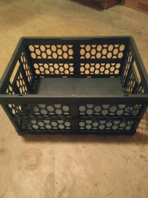 Folding Crate from trunk of 2018 Mercedes C300 for Sale in Tempe, AZ