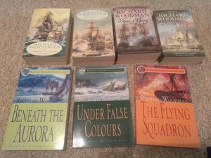 Richard Woodman's Books for Sale in Virginia Beach, VA