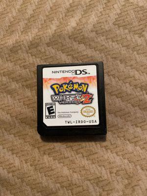 Pokémon white version 2 for Sale in Phoenix, AZ