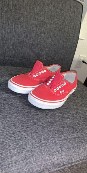 red vans for Sale in San Antonio, TX