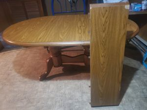 Table and chairs for Sale in Carrier Mills, IL