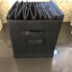 Black Fabric Storage Cubes for Sale in St. Louis,  MO