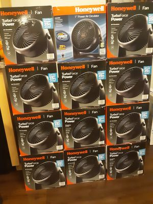 Fans . Brand New . $15 Each. Price is Firm! for Sale in Los Angeles, CA